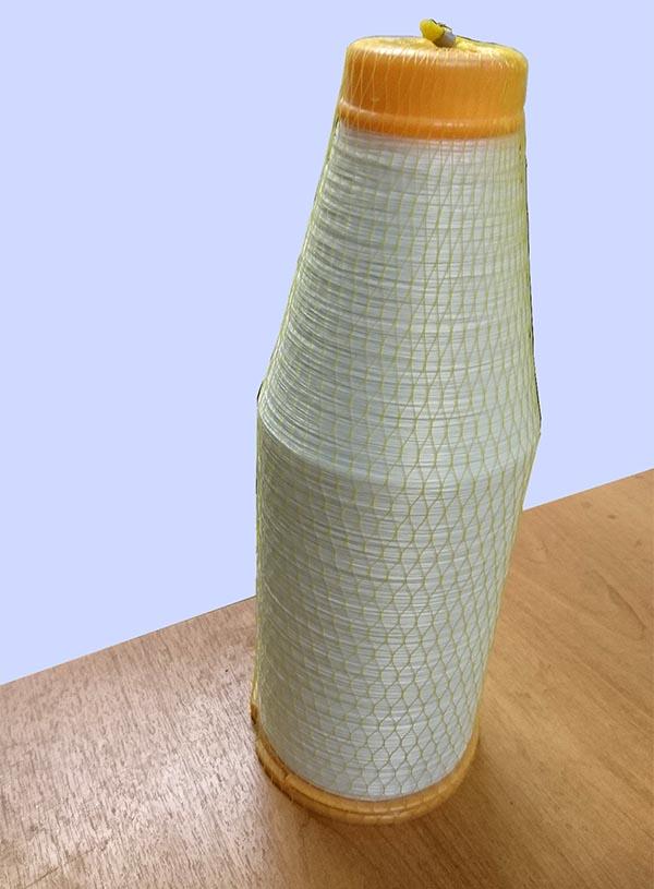 Клеевая нить для сращивания шпона Kuper 2210, термоклеевая нить, склейка шпона, ребросклеивающий станок, шпон склейка, ребросклеивающий, нить клеевая KUPER »